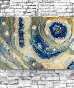 wall art reproduction resin art