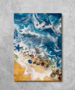 Image resin sea - Sea theme